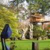 Cabanes du Jardin de Pierre, Côtes d'Armor (22) – Cabanes dans les arbres