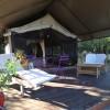 La Maison de Joulin, Tente Safari, Chenehutte, Maine et Loire (49)