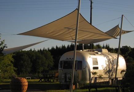 Belrepayre Airstream & Retro Trailer Park, Manses, Ariège (09) – Caravanes Airstream