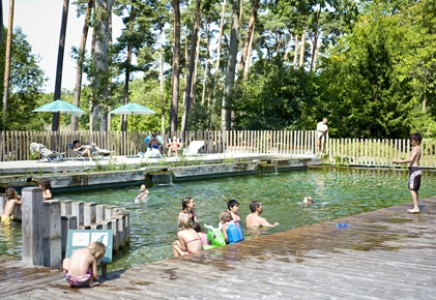 Camping Huttopia Rambouillet, Yvelines, Cabanes, Cahuttes, Roulottes, Tentes