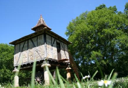 Les Gîtes du Mas d'Aspech, Lot, Dormir dans un Pigeonnier