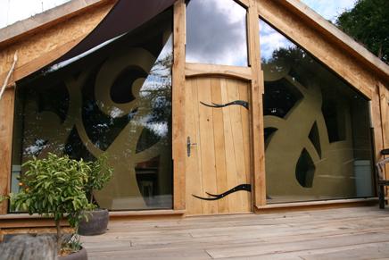 glamping ille et vilaine ecolodge la belle verte weekend. Black Bedroom Furniture Sets. Home Design Ideas