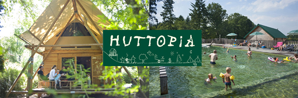 Campings Huttopia France