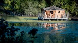 Cabane Lacustre Région Centre