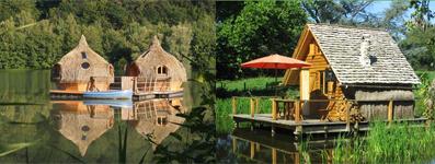 Maisons sur l'eau Franche Comté et Bourgogne