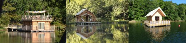 Maisons Lacustres Aquitaine et Auvergne